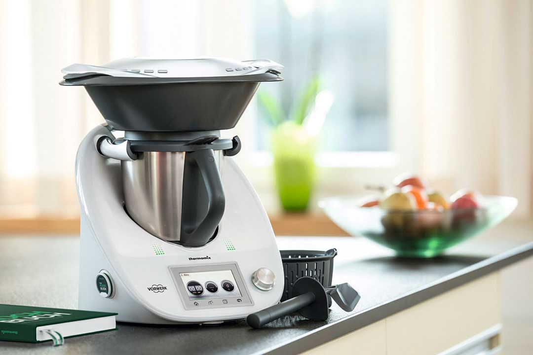 Hacer crepes en Thermomix